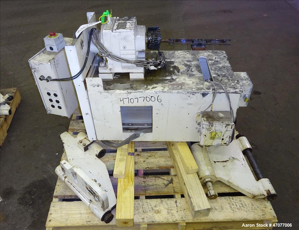 Used- LCI gear pump, model ES 56/56