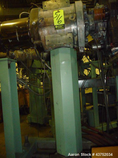 Used- Maag Extrex Gear Pump, Model 90/90