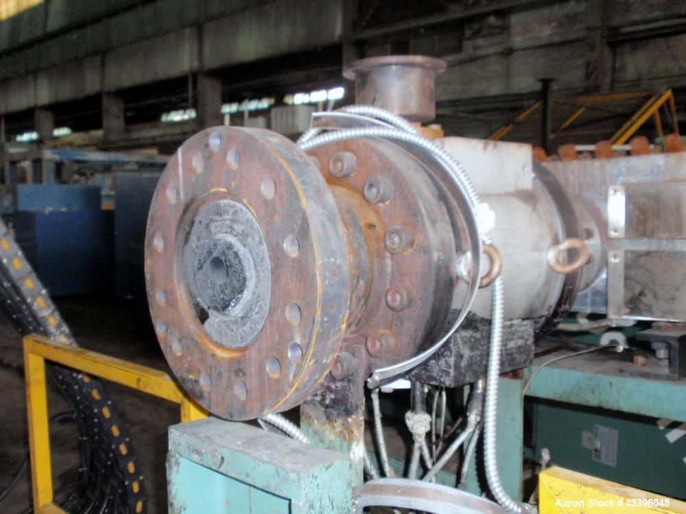 Used- Maag gear pump, model EXTREX, type 90/90