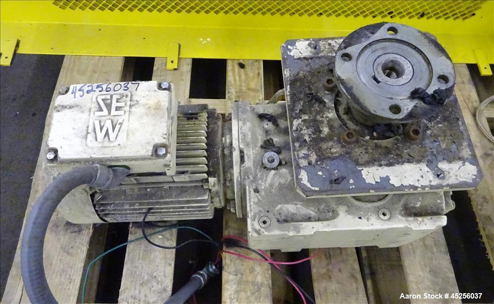 Used-Gear Pump
