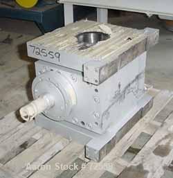 Unused- Hardened Steel Maag Refinex Gear Pump Body Only, Model 140/140