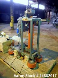 Used- Dynisco Gear Pump, Model MJER155