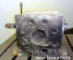 Unused- Hardened Steel Maag Refinex Gear Pump Body Only, Model 140/140