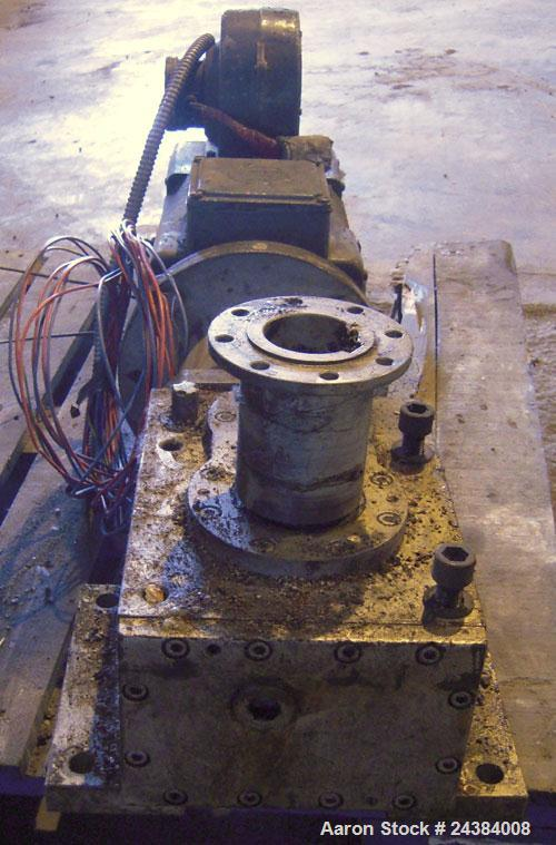 Used- Gear pump, approximately 4 kw.