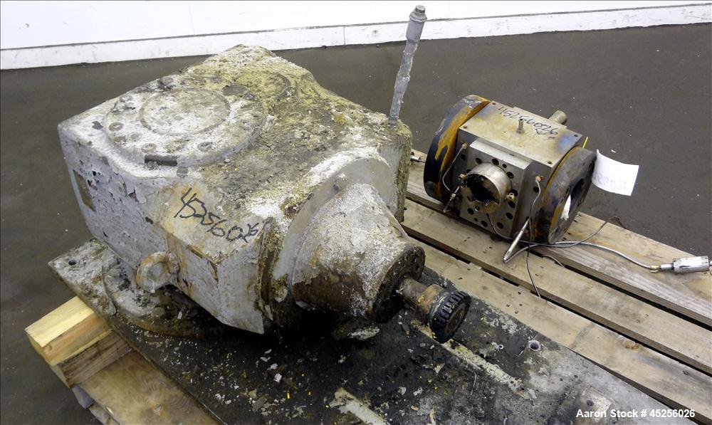 Used- Normag Gear Pump
