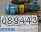 Used- Blackmer Sliding Vane Pump, Model XL1.5A, Ductile Cast Iron. 2-1/2