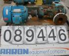 USED- Blackmer Sliding Vane Pump, Model XL1.5A, Ductile Cast Iron. 2 1/2