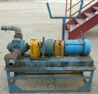 Used- Blackmer Pump, Ductile Cast Iron. 3