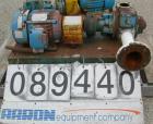 Used- Blackmer Sliding Vane Pump, Ductile Cast Iron. 2-1/2