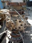 Used- Carbon Steel Normag Gear Pump, Model MJEP-240