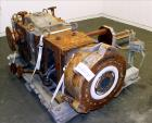 Used- Maag Gear pump, Polyrex 180/125, Carbon Steel. 3 Tons per hour. Includes a 5-1/4