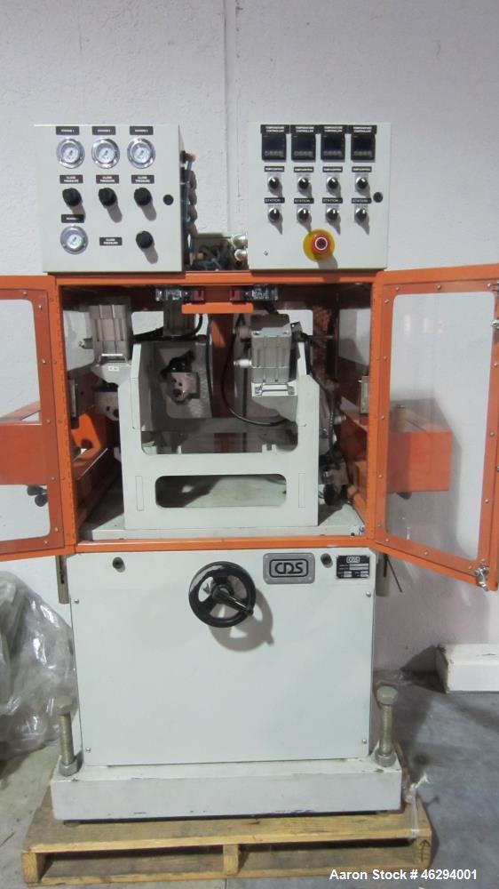 Unused - CDS Embosser, Model CES-4C. 1/60/460 Volt.