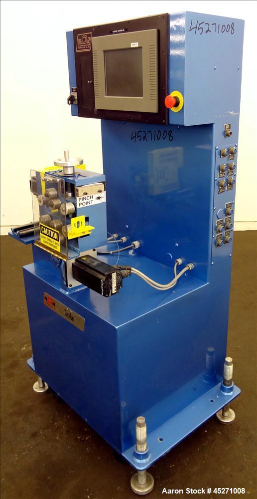 Used- RDN Taper Tube Puller-Cutter, Model TT-.5 / 206-1, Consisting Of: (1) RDN model TT-.5 traveling cutter. Cut capacity 0...