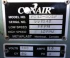 Used- Conair Puller, Model PC12-60SP. Approximately 60