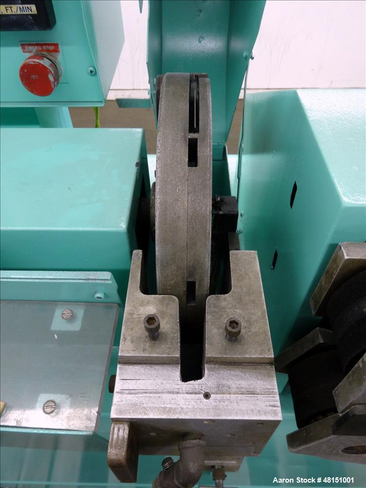 Used- Versa Machinery Puller/Cutter, Model DAC 61.