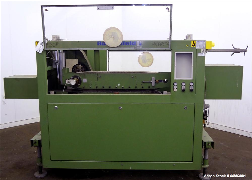 Used- Battenfeld Profile Puller, Type P100BV