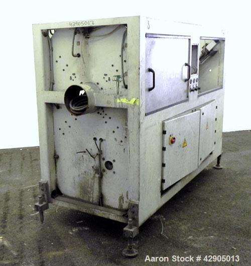 Used- Battenfeld Extrusionstechnik Multiple Caterpillar Haul-Off, Model R 125/4E. Pipe diameter capacity 25mm to 125mm (0.98...