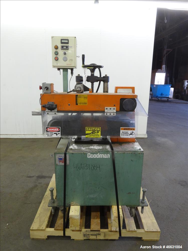 Used- Goodman Stand-Alone Puller, Model 6E.