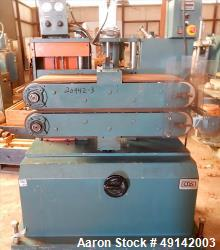 Used- Customs Downstream Systems Belt Puller, Model CCH 36-14.