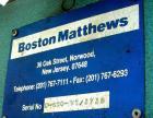 USED: Boston Matthews Belt Puller, model C650VT