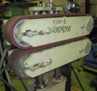 Used- Farris model C550VT belt puller having two approximately 4