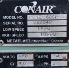 Used- Conair Metaplast Puller, Model PC12-60SP-L. (2) 11-3/4