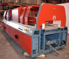 """Used- Greiner Extrusionstechnik Cat Pul Puller/Saw Combination, Model 30/9-235-S-DS. (2) Approximately 9"""" wide x 102"""" long c..."""