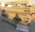 Used- Royal Machine Cleated Belt Puller, Model 067. (2) 10
