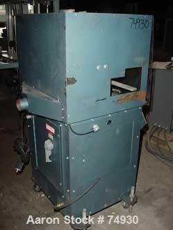"""USED: Farris universal automatic travelling saw, model R31/2.12"""" diameter blade, pneumatically operated downstroke and carri..."""
