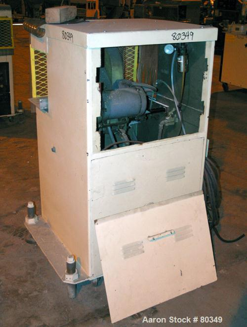 """USED: Gatto table saw, model HS.2.4, 12"""" diameter saw blade. Unit can accept up to 4"""" wide x 2"""" tall or 2"""" diameter product...."""