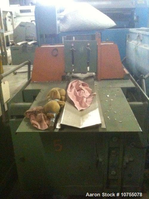 "Used-Littleford Model ATS-9724 Profile Saw. 24"" diameter blade, 24"" travel."