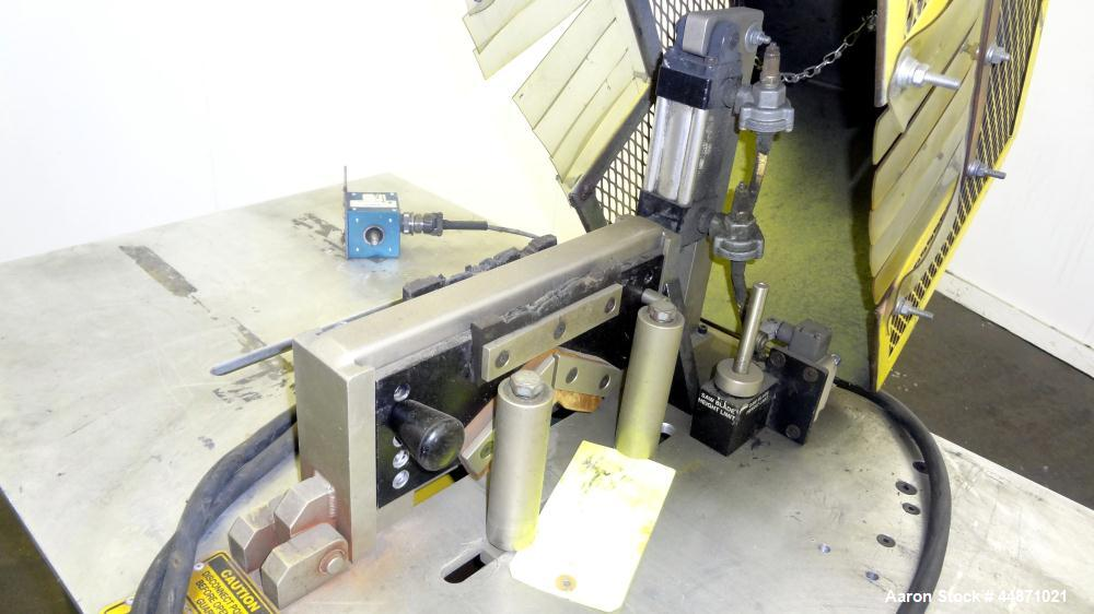 Used- Metaplast Traveling Cut Off Saw, Model MST-4