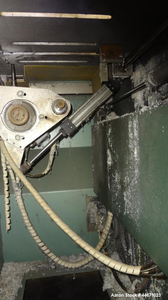 Used- Metaplast Traveling Cut Off Saw, Model MST-4