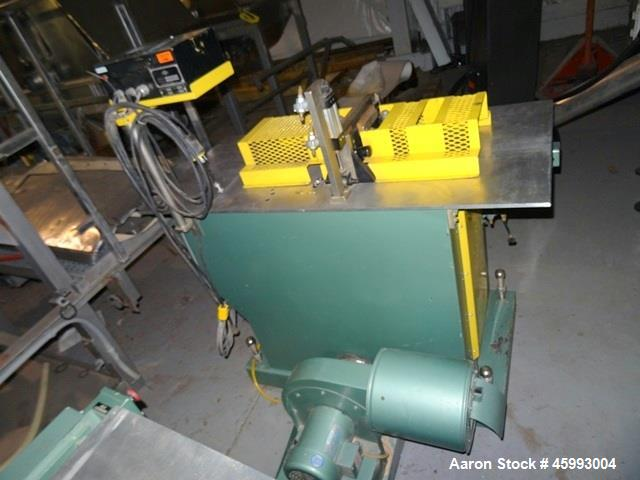 "Used- METAPLAST ""MST-4"" Travelling Table Cut Off Saw"