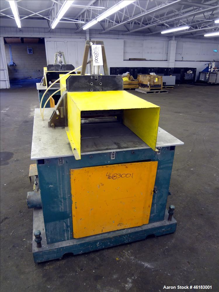 Used- Metaplast Air Traveling Cut Off Saw