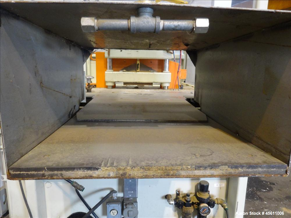 Used-OEM Model PS-4-Saw Profile Saw