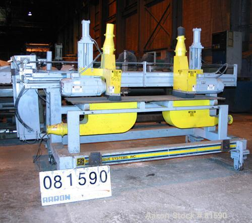 Used: Progressive Systems dual rip saw