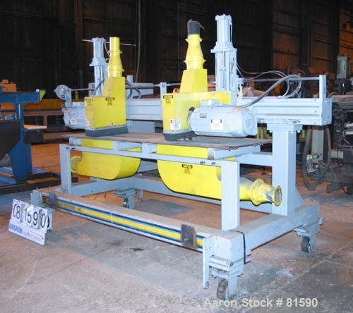 Used: Progressive Systems dual rip saw