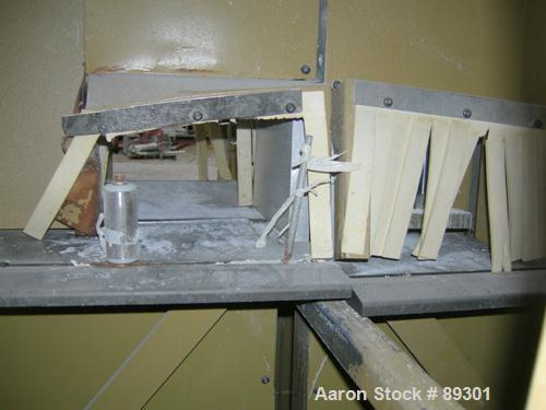 "Used- Royal Machine Dual Lane Traveling Cut Off Chop Saw, Model 369. (2) Approximate 14"" diameter blades, pneumatically adju..."