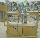 USED: Becz Machine traveling cut off chop saw, model 101. Approximate 14