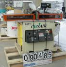 USED: Conair traveling cut off saw, model MST-6. Upacting saw blade. Approximate 32