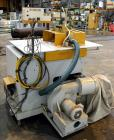 Used- CDS Traveling Cut-off Saw, Model CTS 6.5-13D. Up acting blade, 18