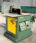 USED: Metaplast air traveling cut off saw, model MST-6. 18