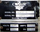 Used- Conair Metaplast model MST6-L up cut air traveling saw able to handle up to 7