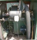 Used- RDN Traveling Saw, model 2418. Approximate capacity 2