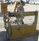 USED: Royal Machine traveling cut off chop saw, model 101. Approximate 14