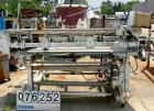 Used- Sakas Traveling Cut-Off Saw, Model S60. 60