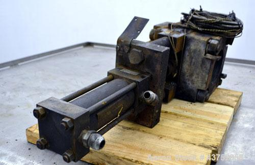 "Used- 2-1/2"" Diameter Hydraulic Screen Changer"