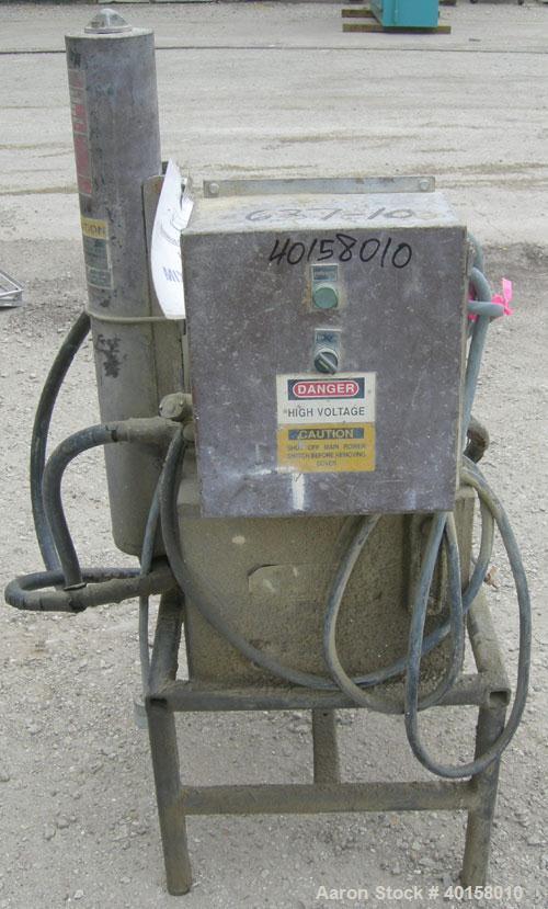 Used- Beringer 4.5' Hydraulic Screen Changer, Model 4UL