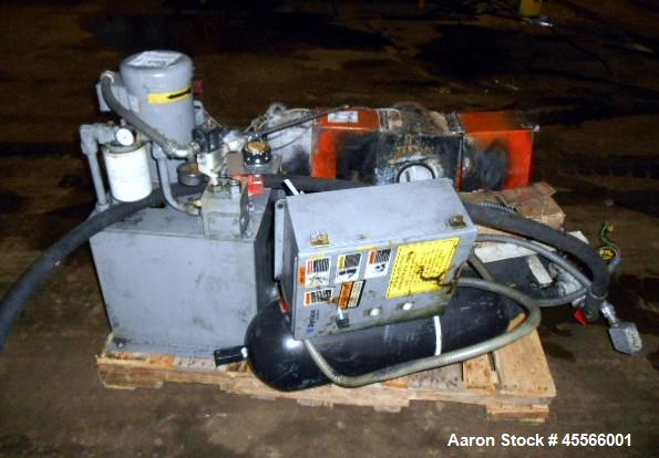 "Used-4.5"" Dynisco Screen Changer"